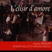 L'elisir d'amore (Gaetano Donizetti) by Cesare Valletti