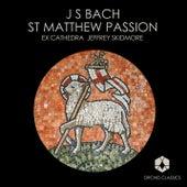 Bach, J.S.: St. Matthew Passion by Eamonn Dougan