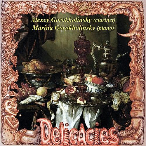 Delicacies by Alexey Gorokholinsky