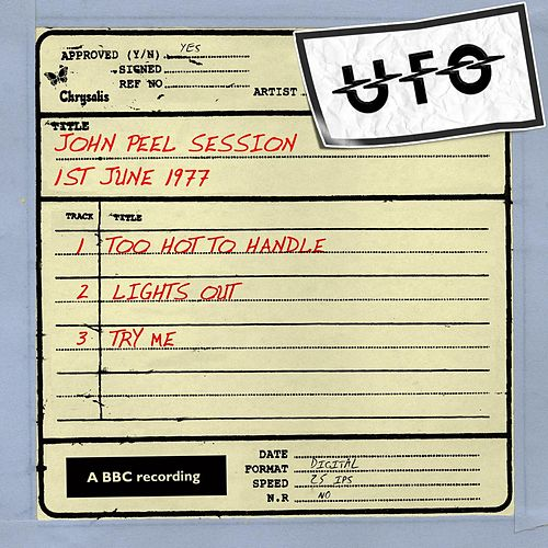 John Peel Session (1st June 1977) by Various Artists