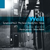 Weill: Symphony No.2, Seven Deadly Sins etc. by Various Artists