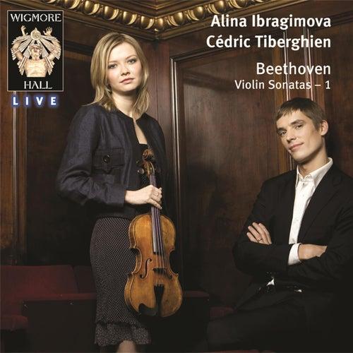 Alina Ibragimova (violin) and Cédric Tiberghien (piano) by Alina Ibragimova