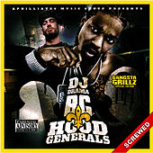 Hood Generals - Screwed von B.G.