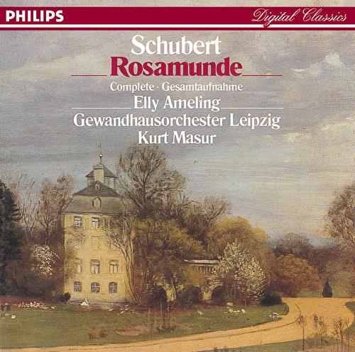 Schubert: Rosamunde by Various Artists