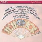 Handel: Oboe Concertos Nos.1-3/Concerto Grosso
