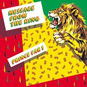 Message From The King by Prince Far I