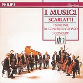 Scarlatti, Alessandro: 6 Sinfonie di Concerto Grosso/Flute Concertos Nos.1 - 3 by Various Artists