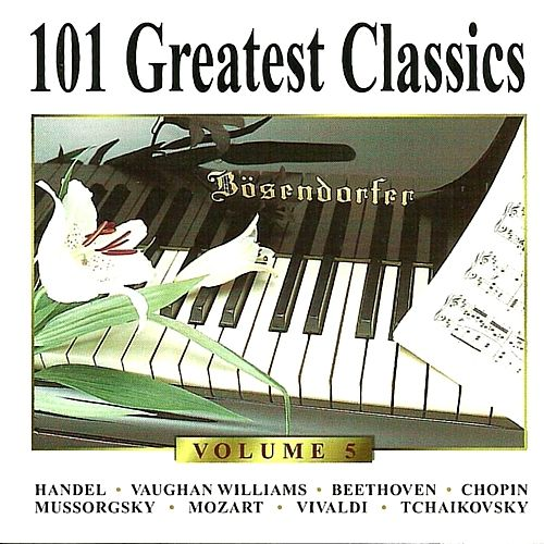 101 Greatest Classics, Vol. 5 by Various Artists