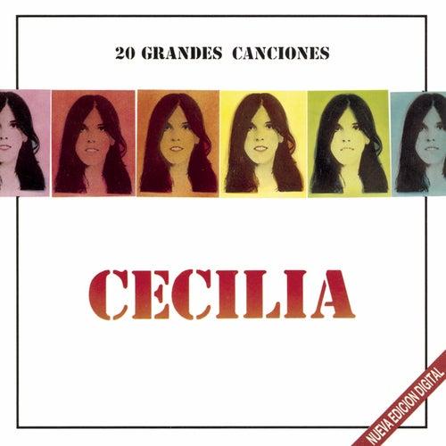 20 Grandes Canciones by Cecilia
