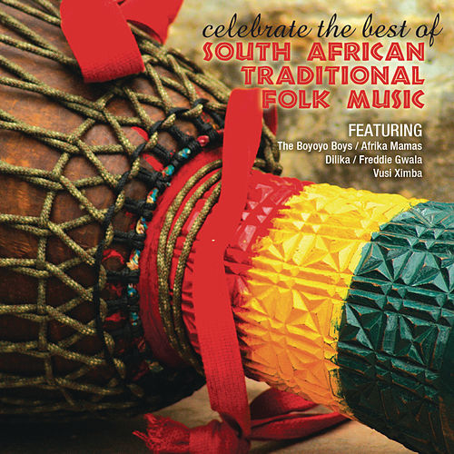 South African Traditional Folk Music by Various Artists