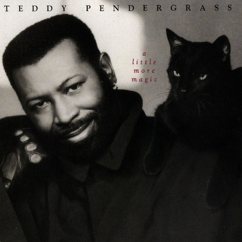 A Little More Magic by Teddy Pendergrass