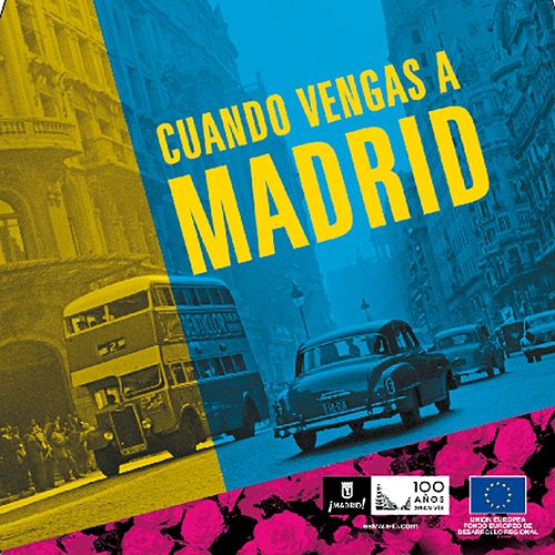 Cuando vengas a Madrid by Various Artists
