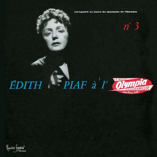 A L'Olympia 1958 by Edith Piaf