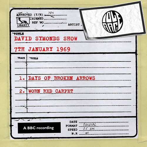 David Symonds Show (7th January 1969) by The Idle Race