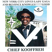 New York City Loves Lady Gaga And Beyonce Knowles by Chief Kooffreh