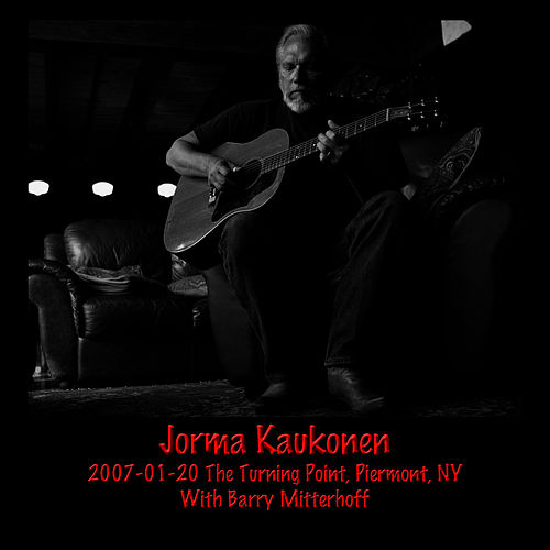 2007-01-20 The Turning Point, Piermont, NY by Jorma Kaukonen