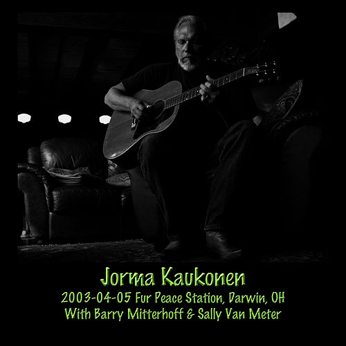 2003-04-05 Fur Peace Station, Darwin, OH by Jorma Kaukonen