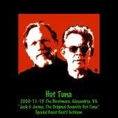 2000-11-15 The Birchmere, Alexandria, VA by Hot Tuna