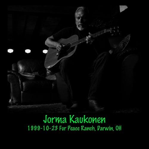 1999-10-23 Fur Peace Ranch, Darwin, OH by Jorma Kaukonen