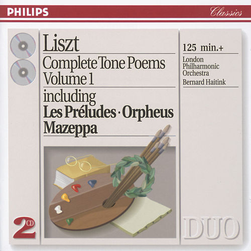 Liszt: Complete Tone Poems, Vol.1 by London Philharmonic Orchestra