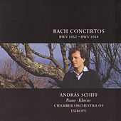 Bach, J.S.: Concerti BWV 1052-58 by András Schiff