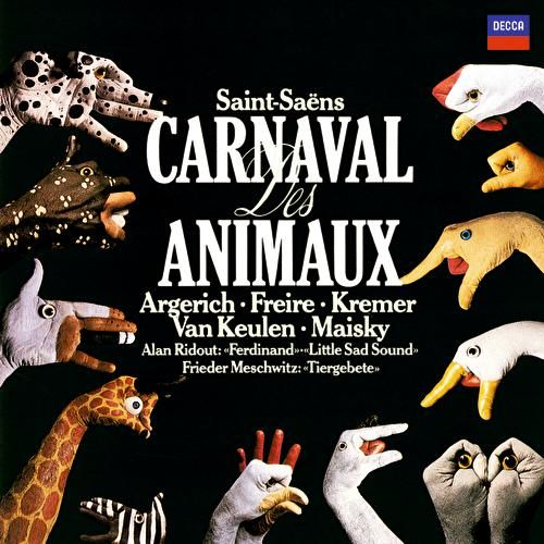 Saint-Saëns: Carnival des Animaux by Various Artists