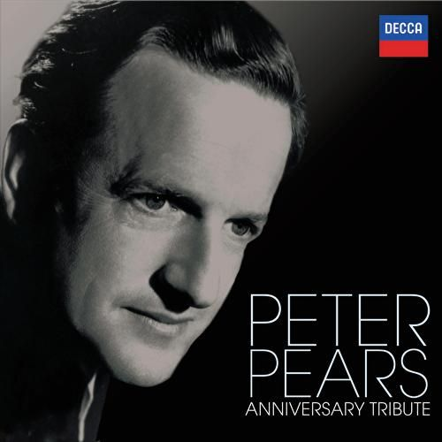 Peter Pears - Anniversary Tribute by Various Artists