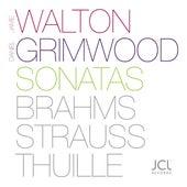 Sonatas by Jamie Walton