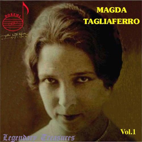 Magda Tagliaferro Vol. 1 by Magda Tagliaferro