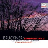 Bruckner:  Symphony No. 7 in E major by Czech Philharmonic Orchestra