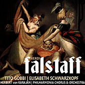 Verdi: Falstaff by Tito Gobbi
