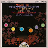 Mendelssohn - Bartholdy:  Midsummer Night´s Dream / Grieg:  Peer Gynt by Prague Symphony Orchestra