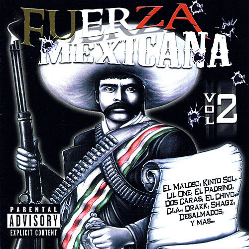 Fuerza Mexicana Vol.2 by Various Artists