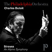 Strauss: An Alpine Symphony by Philadelphia Orchestra