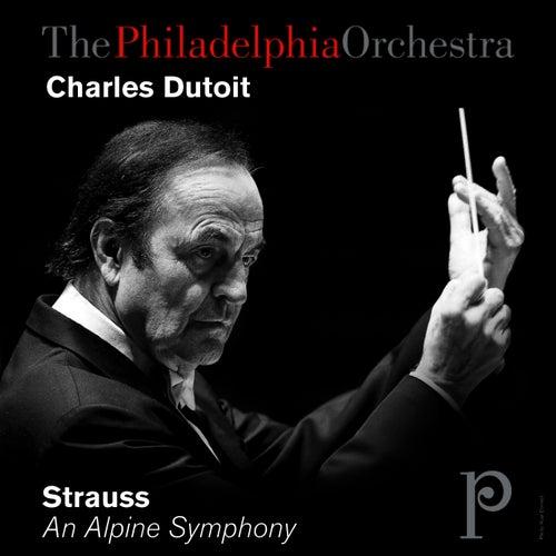 Strauss: An Alpine Symphony by Philadelphia Orchestra