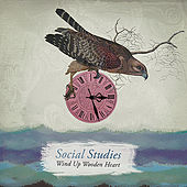 Wind Up Wooden Heart by Social Studies
