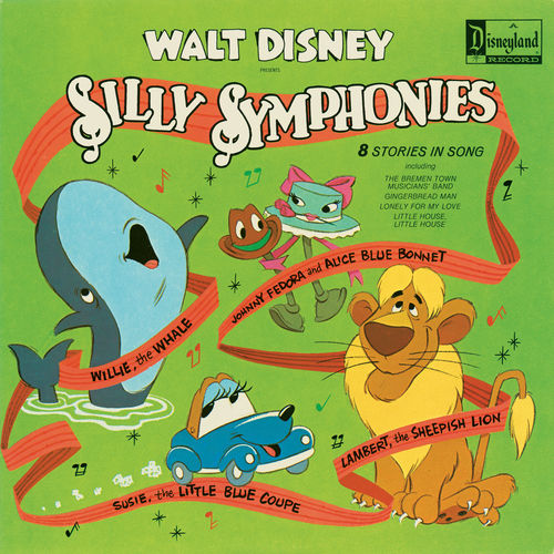 Silly Symphonies by Disney