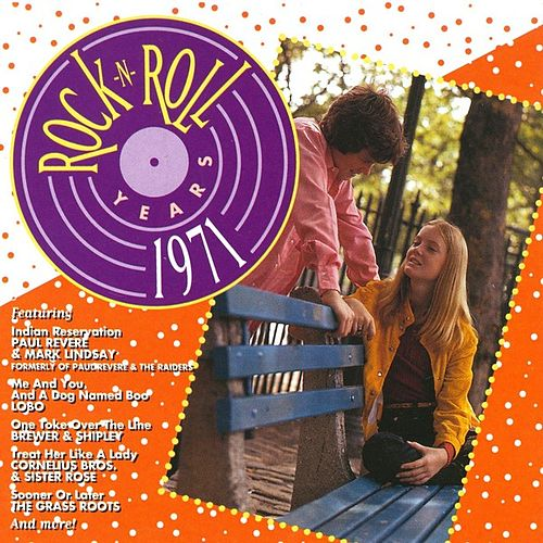Rock 'N' Roll Years - 1971 by Various Artists