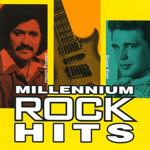 Millennium Rock Hits by Various Artists