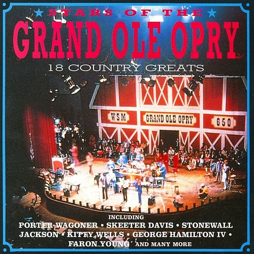 Stars Of The Grand Ole Opry by Various Artists