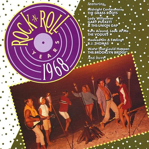 Rock 'N' Roll Years - 1968 by Various Artists