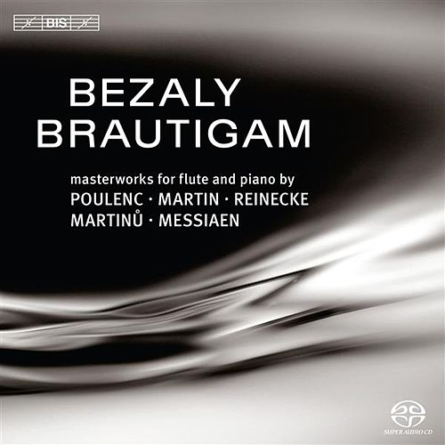 Bezaly, Sharon: Masterworks for Flute and Piano by Sharon Bezaly