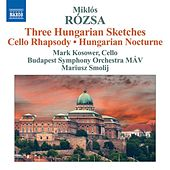 Rozsa: Three Hungarian Sketches - Hungarian Nocturne by Mariusz Smolij