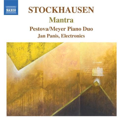 Stockhausen: Mantra by Xenia Pestova