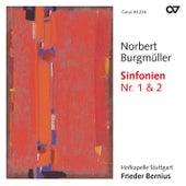 Burgmuller: Symp[honies Nos. 1 & 2 by Frieder Bernius