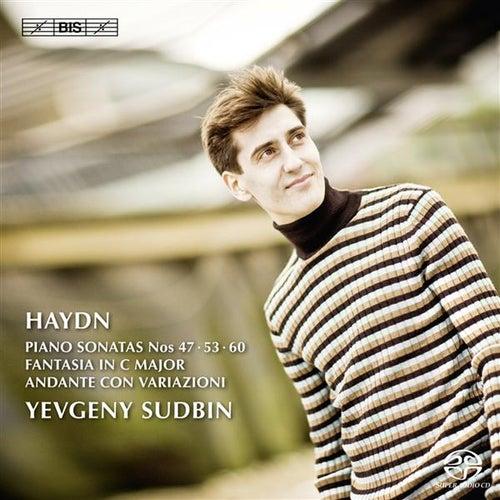 Haydn: Keyboard Sonatas Nos. 47, 53, 60 by Yevgeny Sudbin
