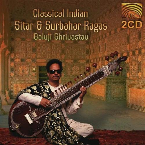 Classical Indian Sitar and Surbahar Ragas by Sarvar Sabri