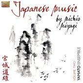 Japanese Music by Michio Miyagi, Vol. 2 by Yamato Ensemble