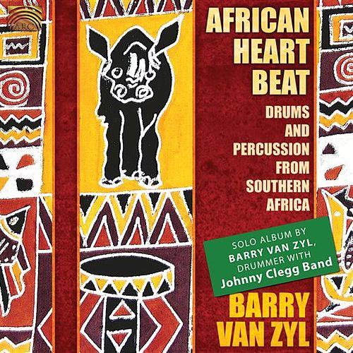 African Heartbeat by Barry Van Zyl