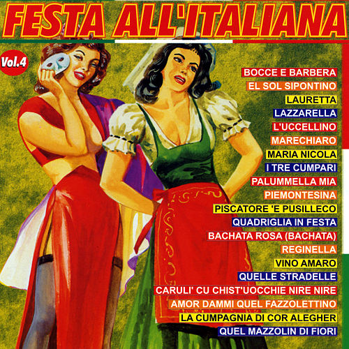 Festa all'italiana  Vol. 4 by Various Artists